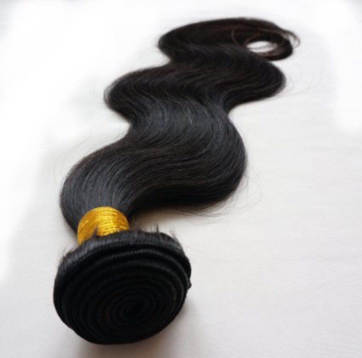 Single Bundle Deluxe Virgin Remy Hair 7a Grade Natural
