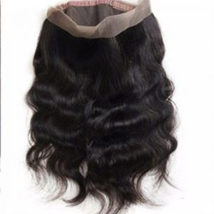 Mink Hair 360 Frontals