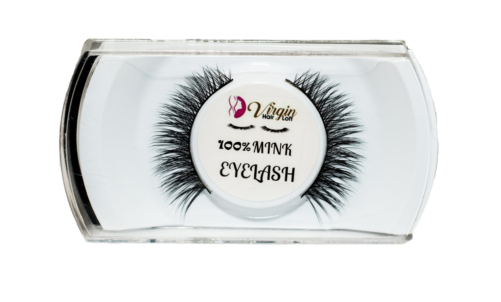 Mink Eyelashes Natural Brazilian And Indian Virgin Remy Hair
